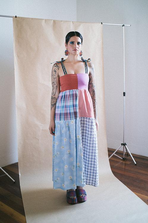 Vestido Petúnia Buquê