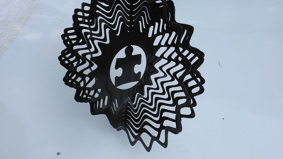 Autism Wind Spinner