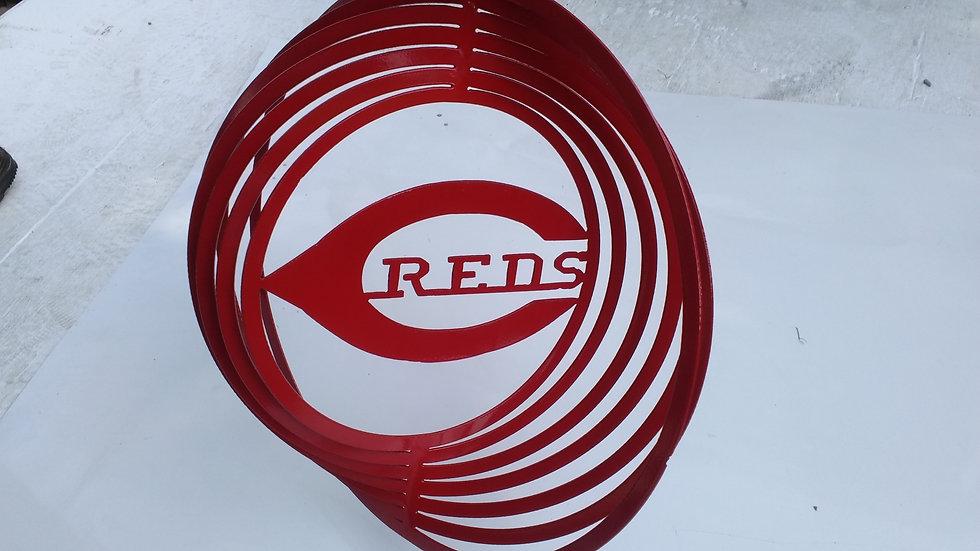Reds Wind Spinner