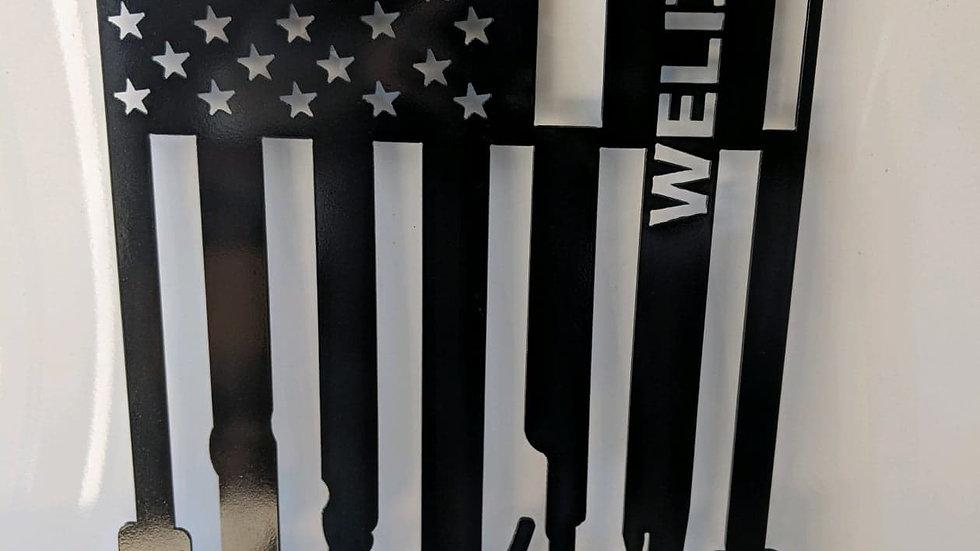 Welder Flag