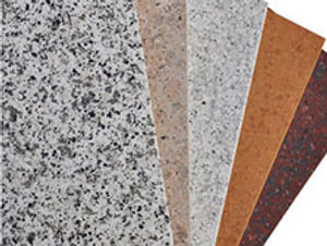 Panneau composite en aluminium revêtement Marbre
