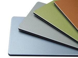Panneau composite en aluminium revêtement PVDF