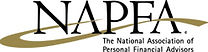 NAPFA Woodside Member.  National Association of Personal Financial Advisors, Schneider Wealth Management, Schneider Wealth