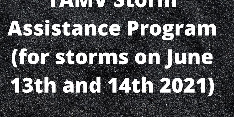 Take Action Mon Valley (TAMV) Storm Response Program