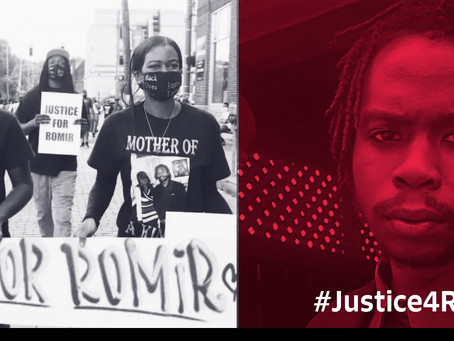 #Justice4RomirTalley- The Fight Continues