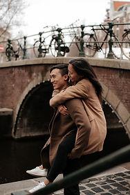 Amsterdam Couple Photography