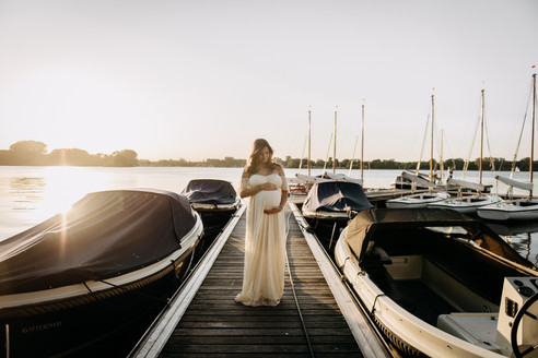 Maternity photography in Amsterdam