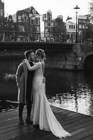 Amsterdam Elopement Photo