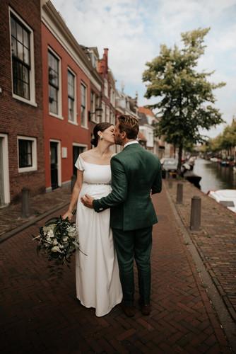 Netherlands Wedding Photographer Framed
