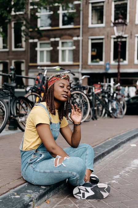 Amsterdam solo photography