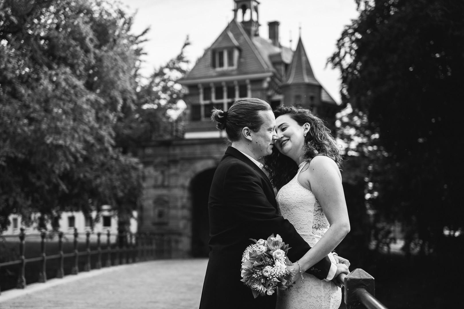 Netherlands Wedding Photography Framed by Emily