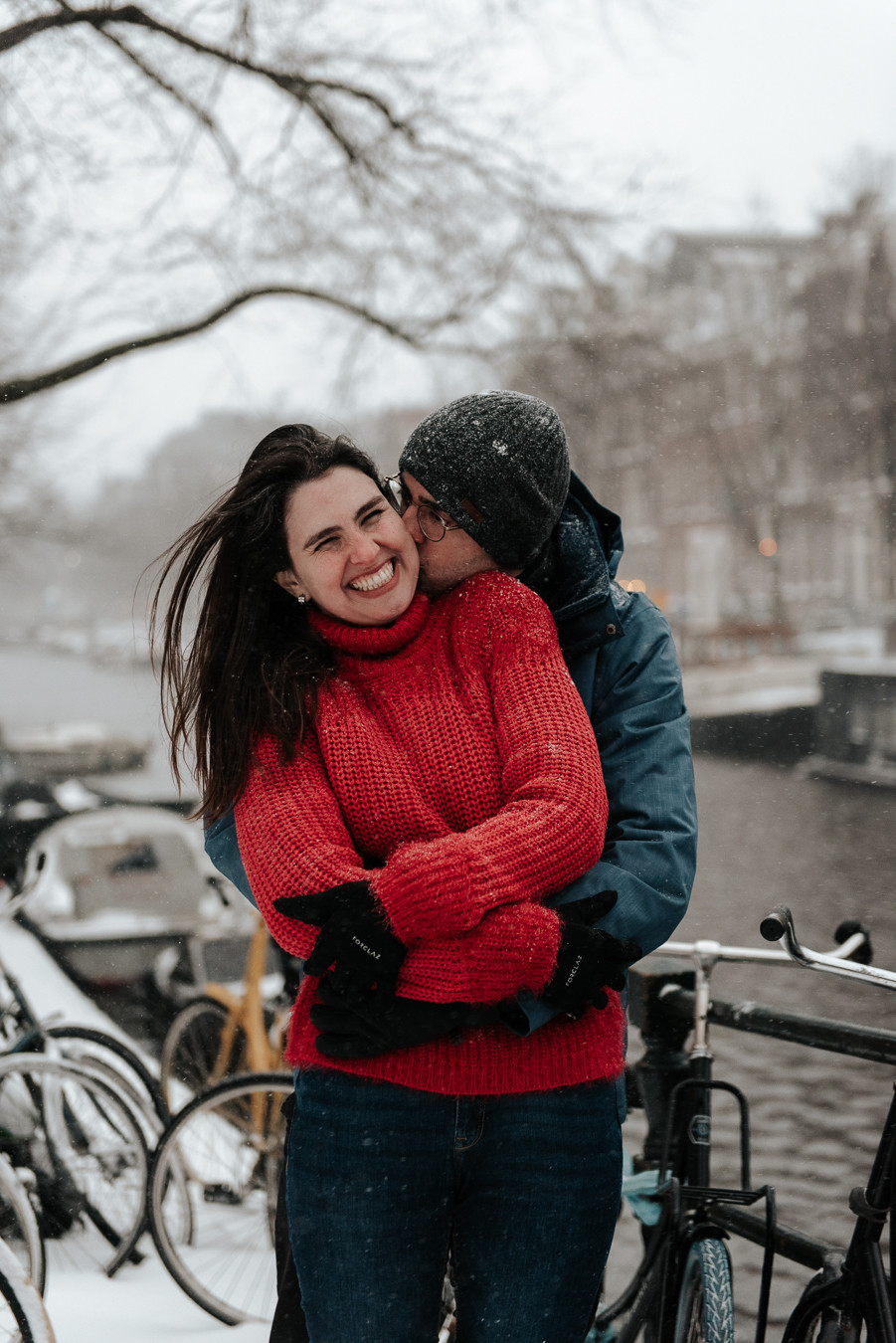 Amsterdam fotografie | Amsterdam Canals Photoshoot