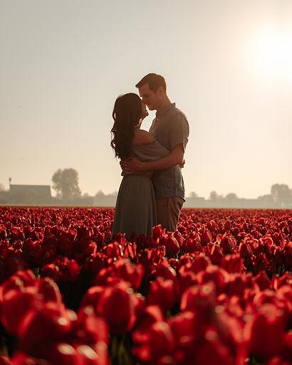 Tulip Fields photographer