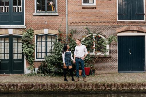 Utrecht Couple Session