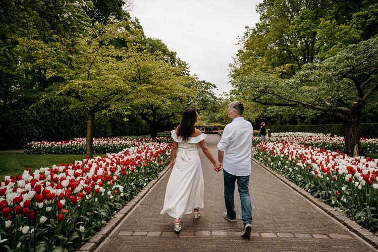 Keukenhof and Flower Field Photography | Framed by Emily