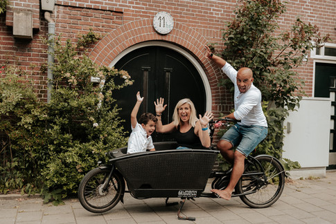 Amsterdam familie fotograaf