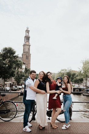 Family Photography in Amsterdam