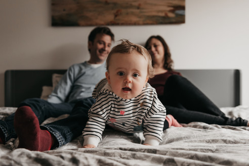Family photography in Holland