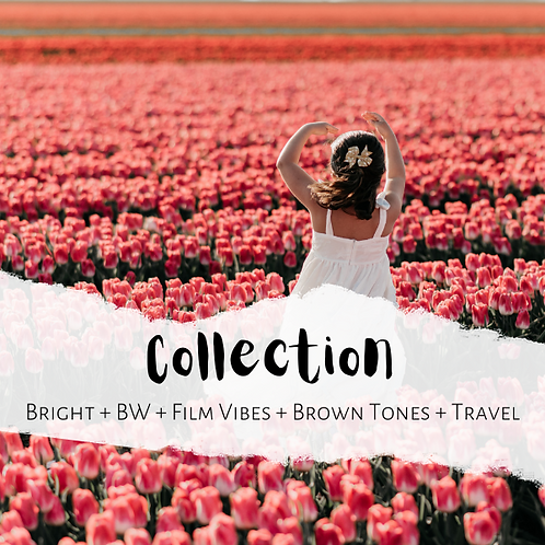 COLLECTION - 5 PRESETS