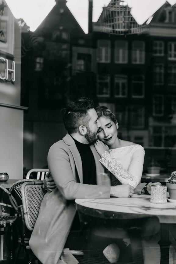 Amsterdam Elopement Photography Amsterda