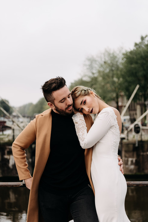 Amsterdam Elopement Photography Amsterda