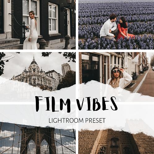 Film Vibes Lightroom Preset (Mobile + Desktop)
