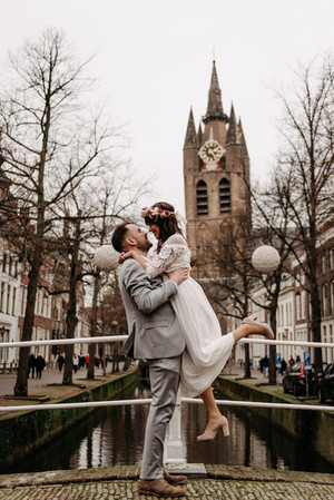Wedding Photography in Delft