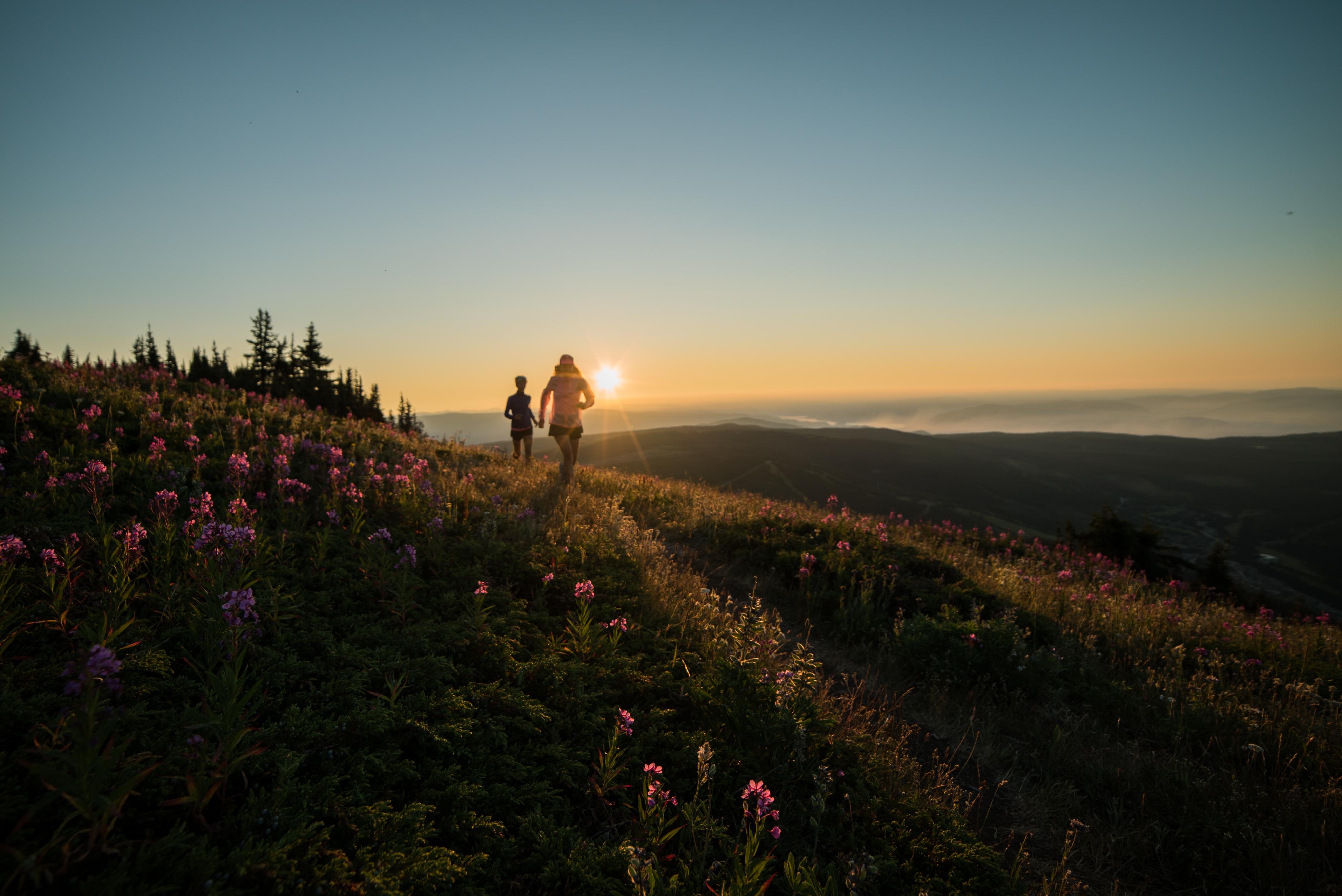 Sun peaks runners surise (1 of 1)