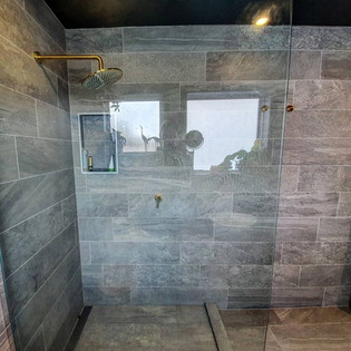 Cosmic Plumbing Shower Installation