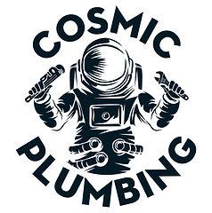 Cosmic Plumbing Aucland Plumbers Logo