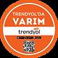 Piccoli Organic Food trendyol-sticker.pn