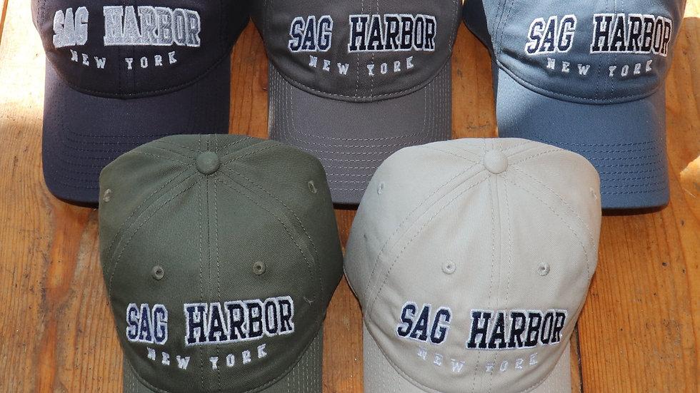 Sag Harbor Baseball Hat