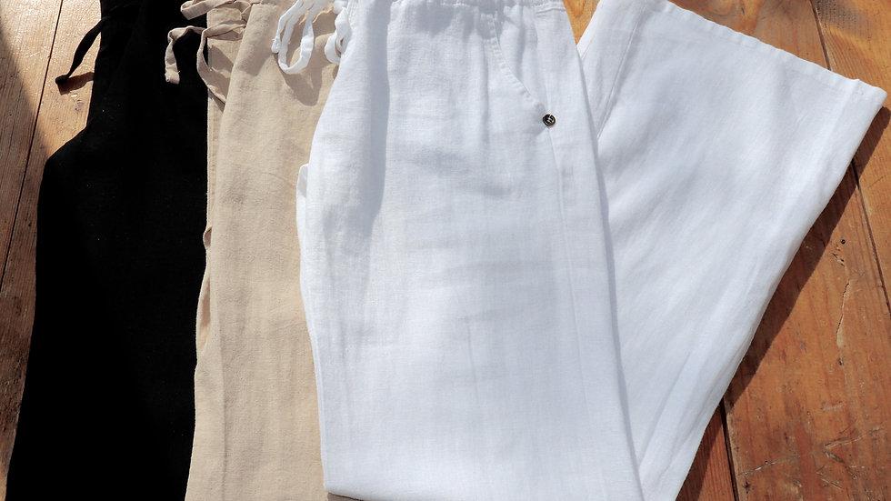 Favorite Beach Linen Pant