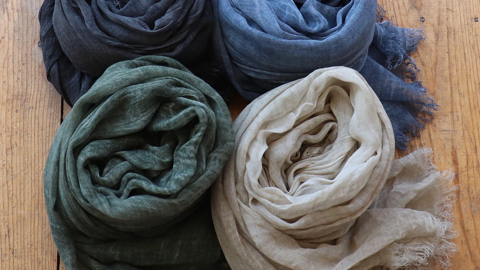 Everyday Cotton Scarf