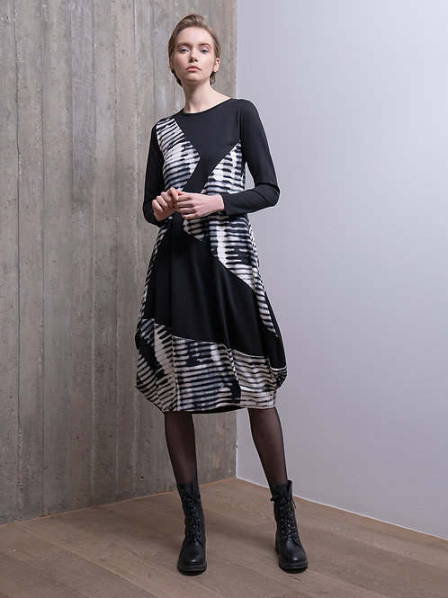OZAI N KU FUCHSIA DRESS