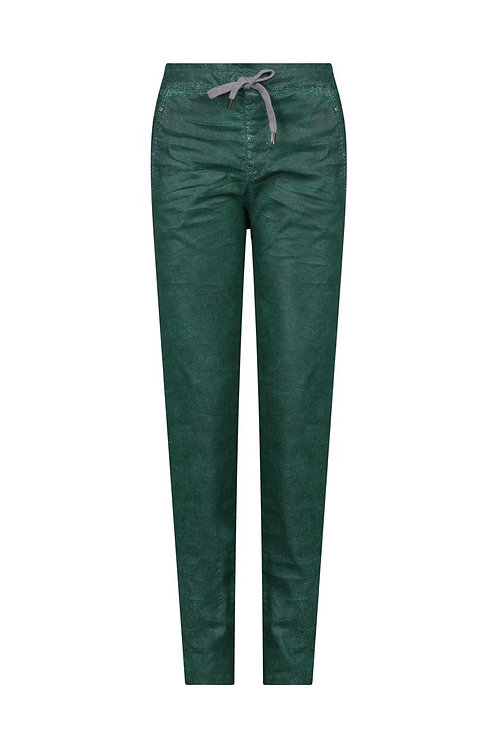 ALEMBIKA FOREST STRETCH DEMIN PANTS