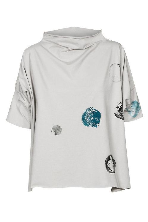 KEDZIOREK OCEAN BLUE TOP