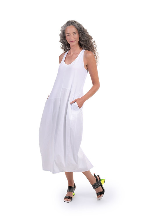 ALEMBIKA BLANCA SUMMER DRESS