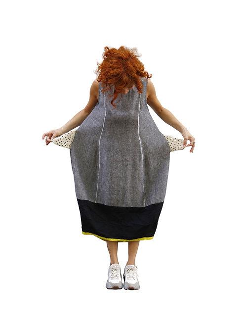 CHIARA / COCOL Milano AMINA MELENGE DRESS