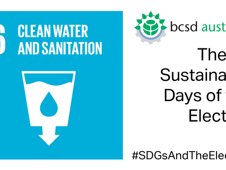 SDG6: The 17 Sustainable Days of the Election