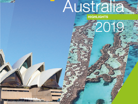 Media release: Response to OECD 2019 Environmental Performance Review for Australia