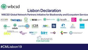 BCSD Australia signs the Lisbon Declaration to pledge action to halt biodiversity loss