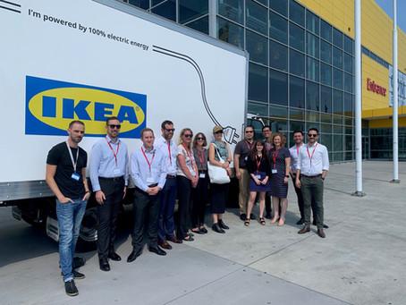 BCSD Australia Mobility work group explores EV fleets