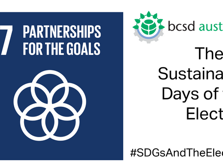 SDG17: The 17 Sustainable Days of the Election