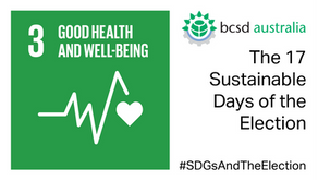 SDG3: The 17 Sustainable Days of the Election