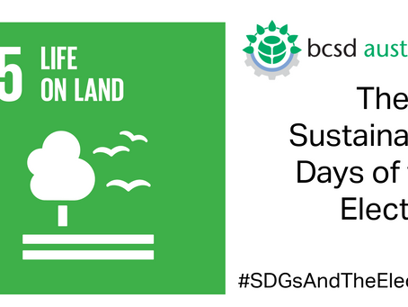 SDG15: The 17 Sustainable Days of the Election