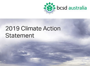Climate Action Statement