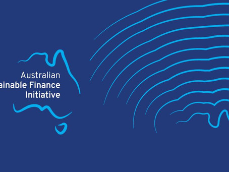 The Australian Sustainable Finance Initiative welcomed by BCSD Australia