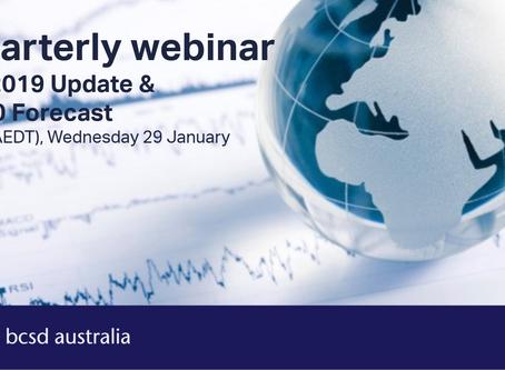 On-demand webinar: Q4/2019 Update and 2020 Forecast