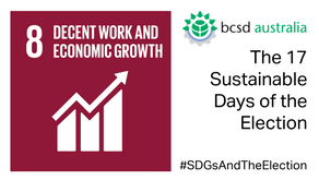 SDG8: The 17 Sustainable Days of the Election